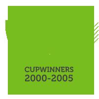 2000-2005 Cup Winners