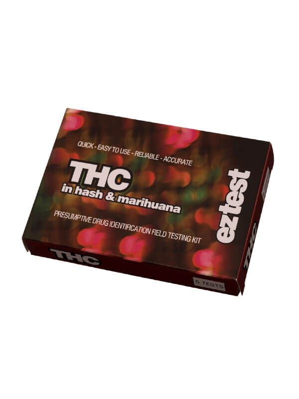 EZ Test Kit for THC