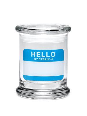 420 Science Pop Top Jar - Hello Write & Erase