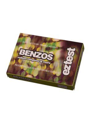 EZ Test Kit for Benzos