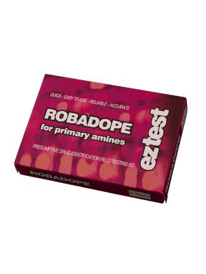 EZ Test Kit Robadope Reagent for Primary Amines