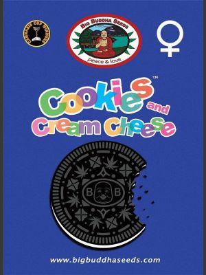 Cookies & Cream Cheese Feminisierte Samen