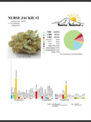 Nurse Jackie Regular Seeds