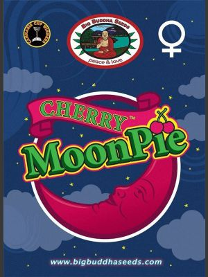 Cherry Moon Pie Semillas feminizadas