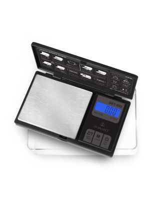 On Balance DZT-100 Large Tray Mini Scale