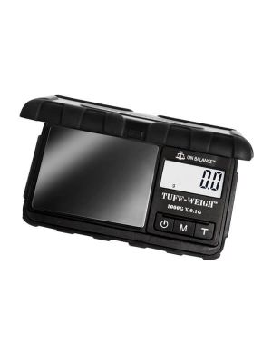 On Balance TUF-1000 Tuff Weigh Pocket Scale