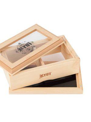 RYOT® 4x7 Glass Top Screen Box