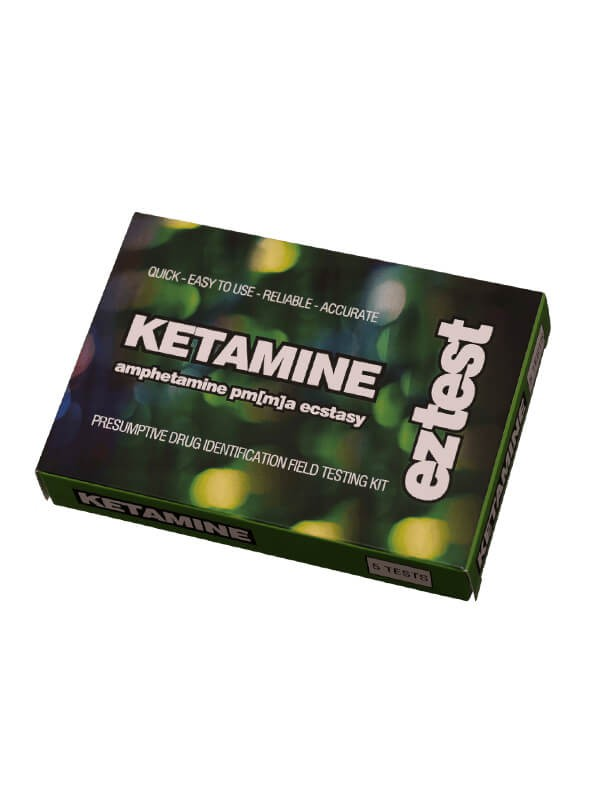 EZ Test Kit for Ketamine