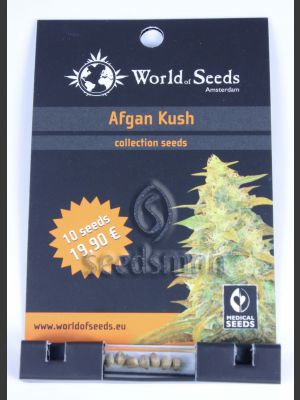 Afghan Kush Regular Seeds