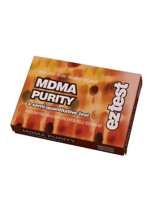 EZ Test Kit for MDMA Purity