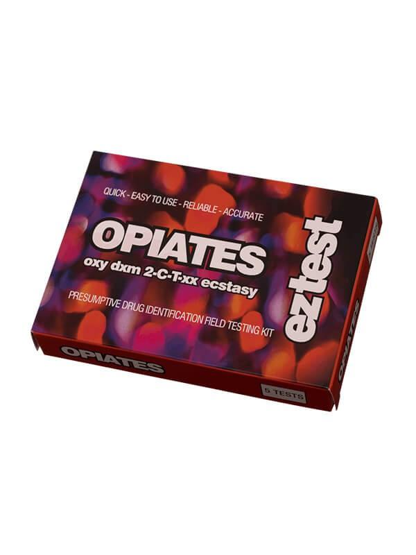 EZ Test Kit for Opiates